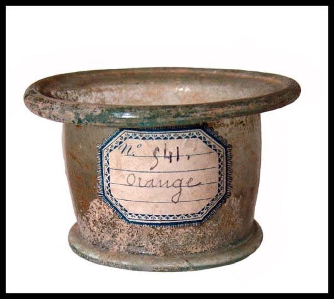 A small shallow glass bowl, Roman