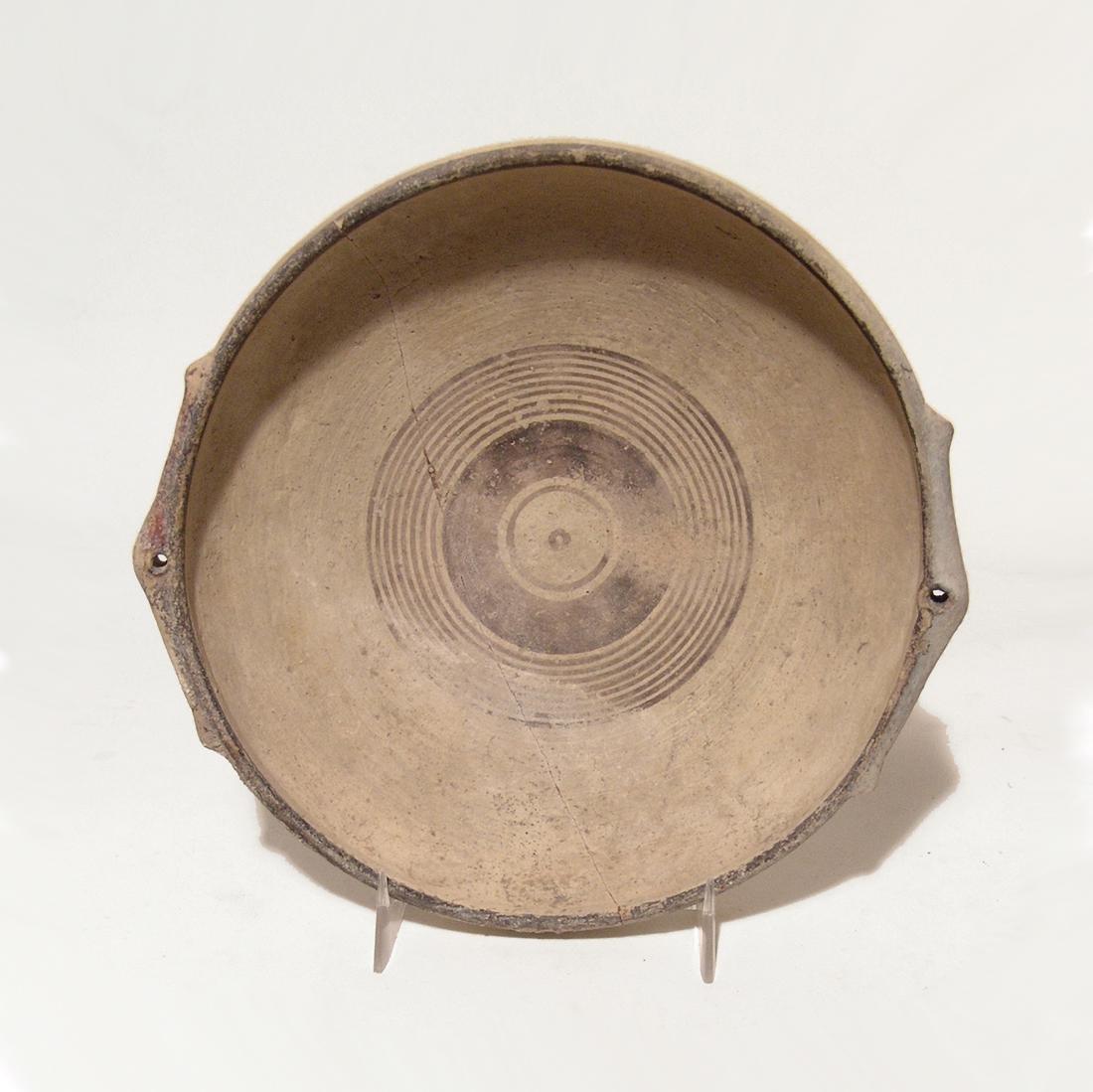A nice Cypriot bichrome bowl