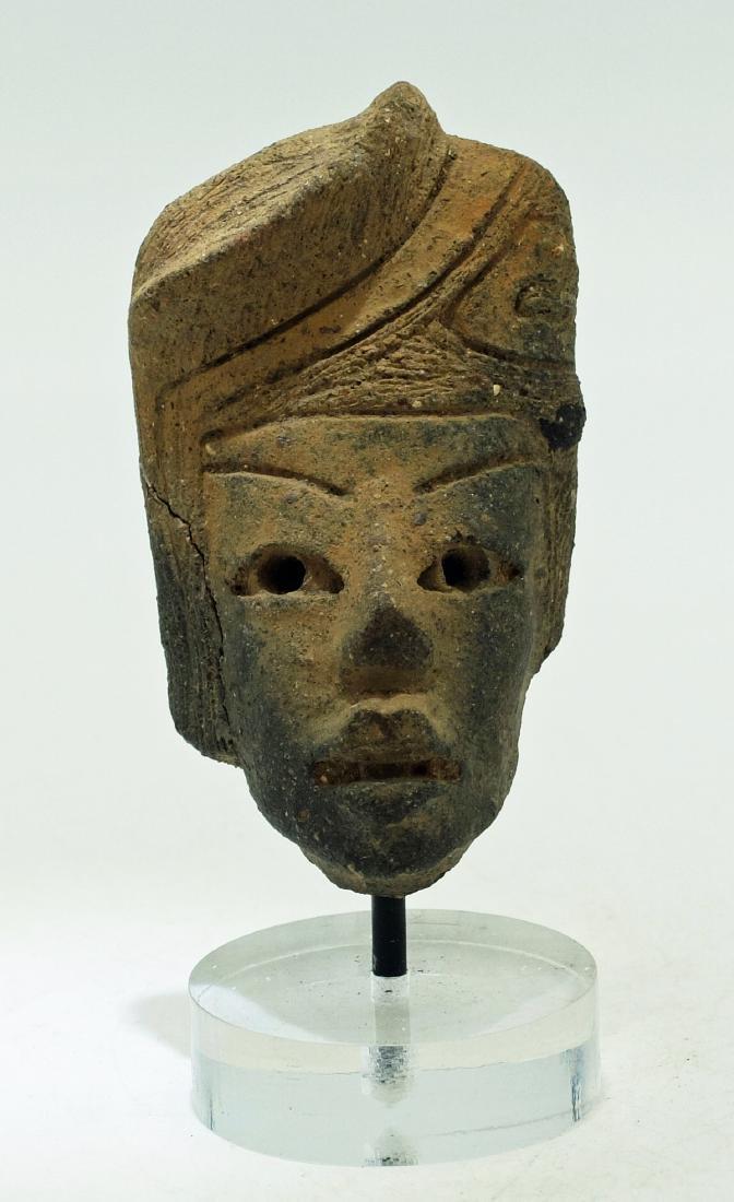 Pre-Columbian head from the Chimaltenango area