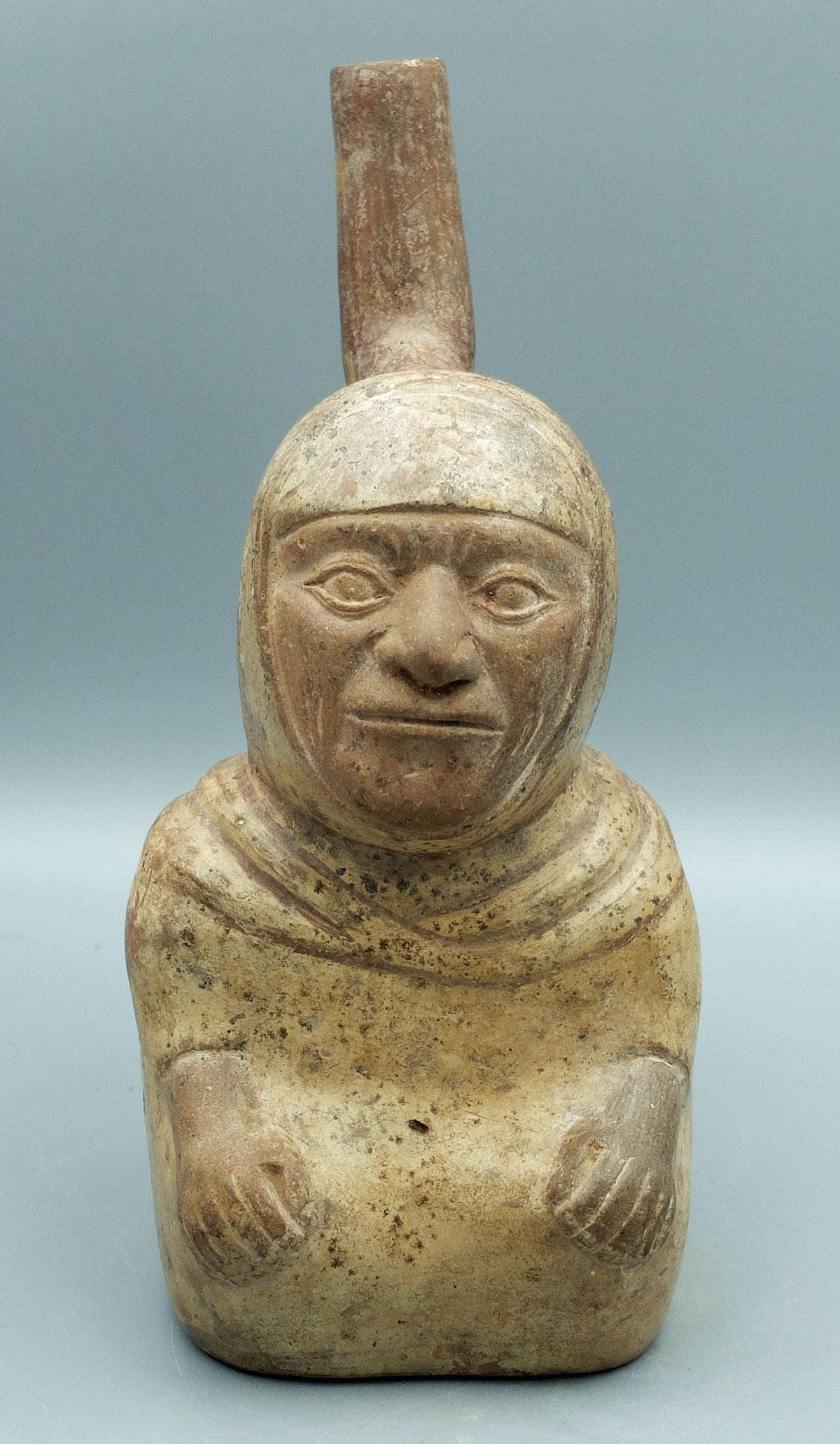 An excellent Moche IV figure