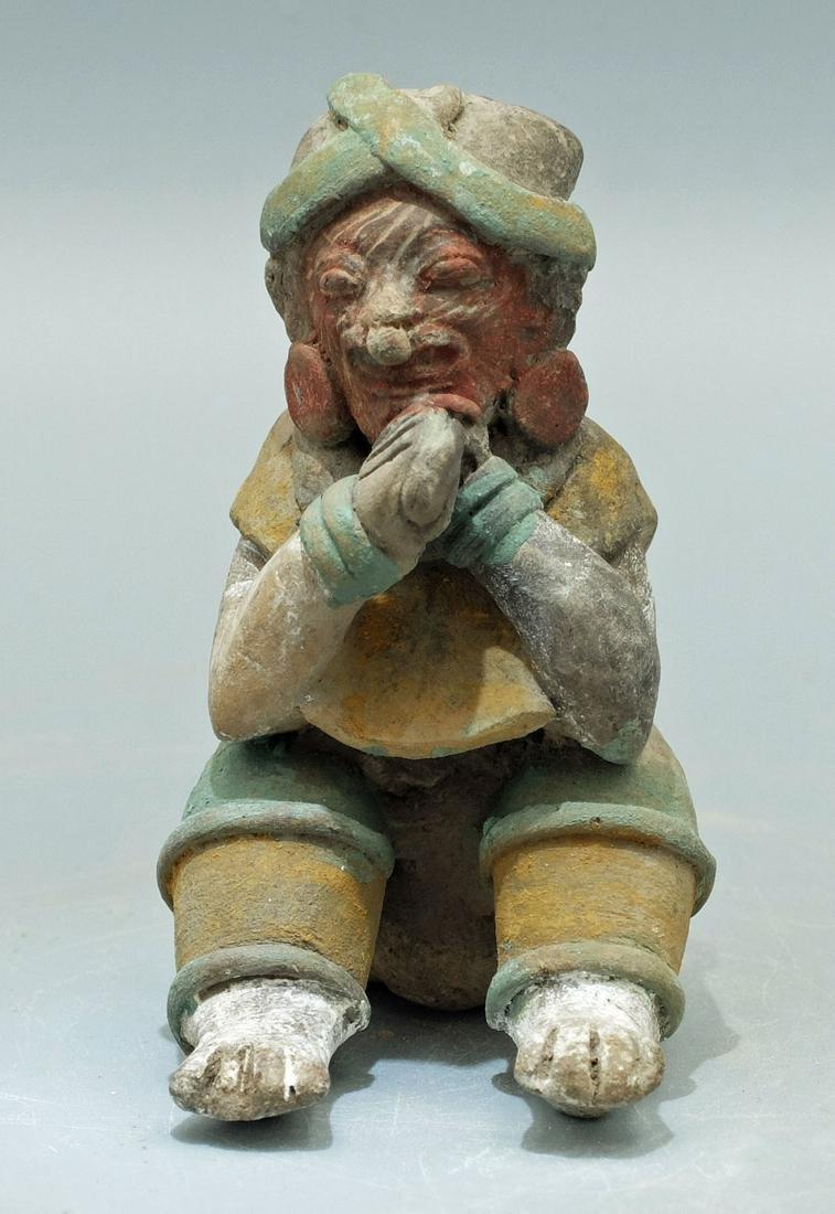 A beautiful Jamacoaque figure from Ecuador