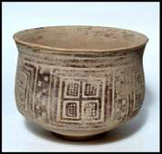 263 Large Indus Valley bowl Nal Culture Baluchistan