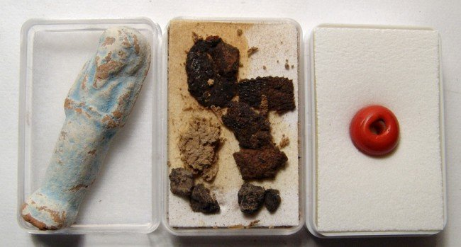 1: Group of Small Antiquities from an Old Collection
