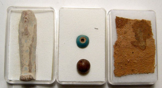 3: Group of Small Antiquities from an Old Collection