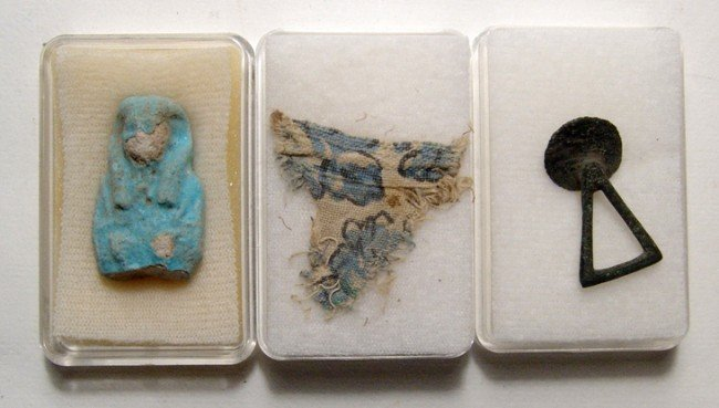 5: Group of Small Antiquities from an Old Collection