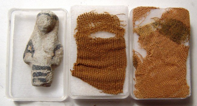 10: Group of Small Antiquities from an Old Collection
