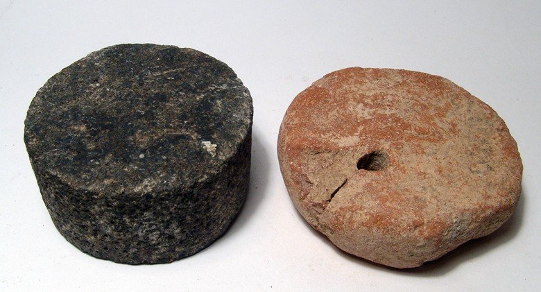 2: Chalcolithic loom weight from Byblos