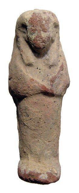 1: Late Period Egypt, terracotta ushabti