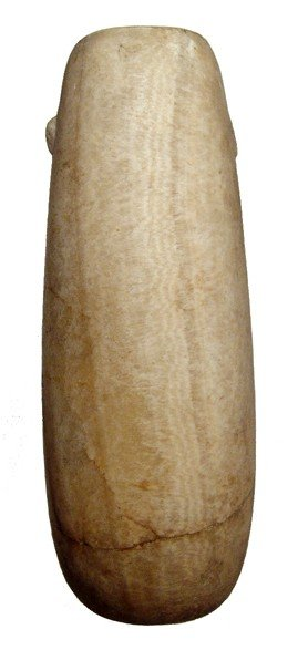 Egyptian Alabaster Alabastron, Late Period