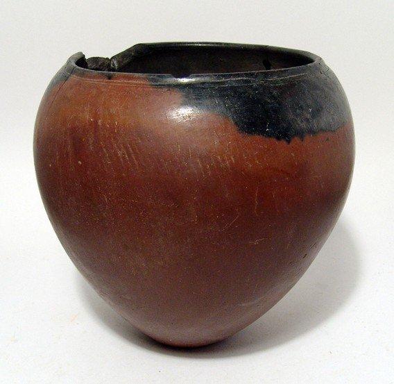 99: Large Predynastic black-topped jar, Nagada I-Iic - 3