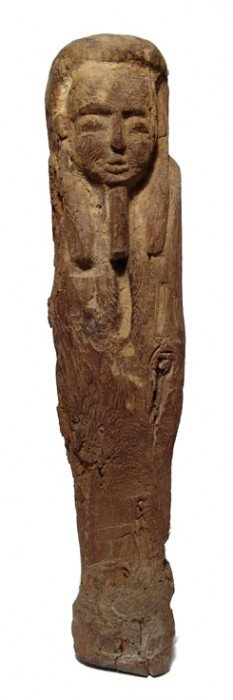 Wooden Ptah-Sokar-Osiris Figure, Egypt