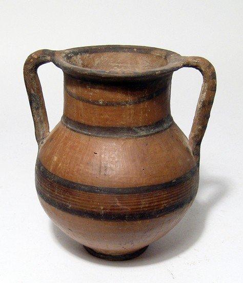 185: Attractive Cypro-Geometric III amphora, Cyprus