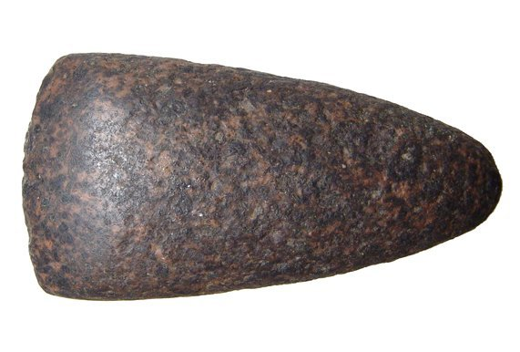 1: Nice Egyptian Predynastic stone axe-head
