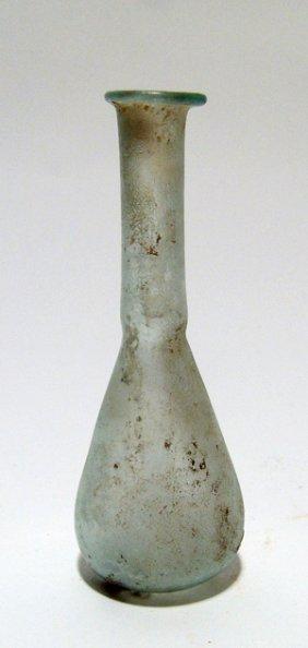 23: Roman glass bottle, Ex Royal Athena Galleries