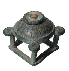 24: Roman bronze decoration, Ex Royal Athena