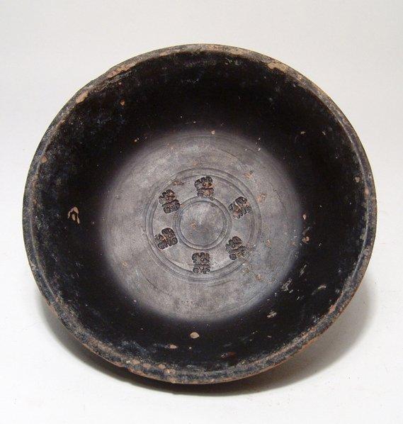 Campanian footed bowl. Ex Royal Athena