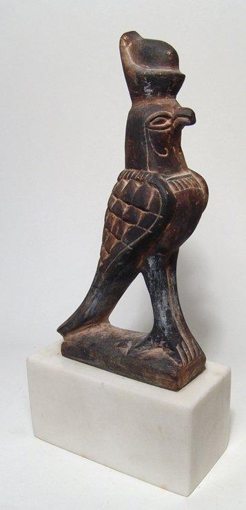 Egyptian Style Terracotta Horus