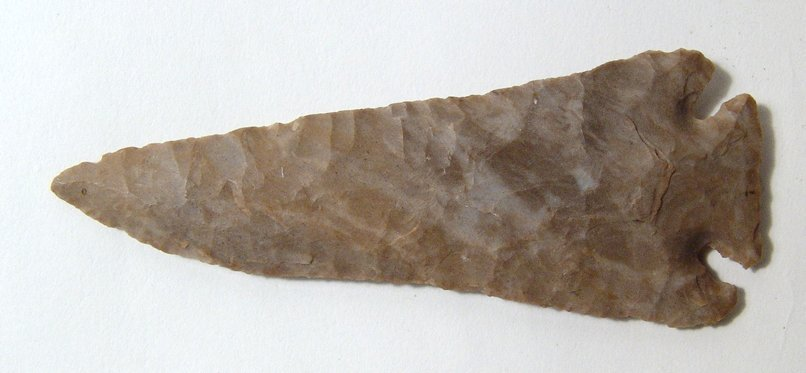 Egyptian Pre-dynastic stone spear point