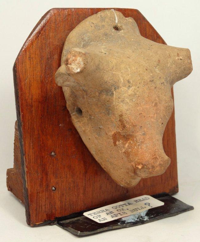 Greek Bull protome, c. 5th - 4th Century BC