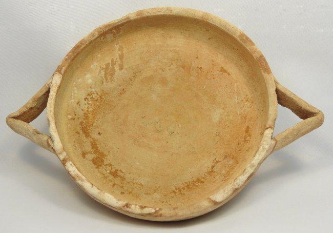 A Cypriot bi-chrome plate