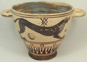 A composite copy of a Proto-Corinthian cup