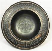 A Campanian Teanoware footed bowl