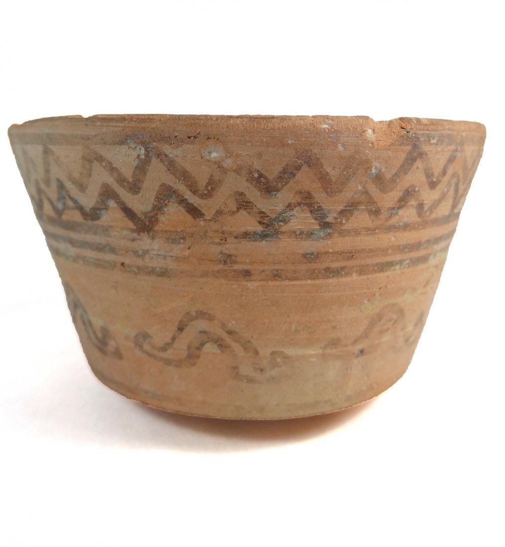 Indus Valley ceramic bowl, Nal culture