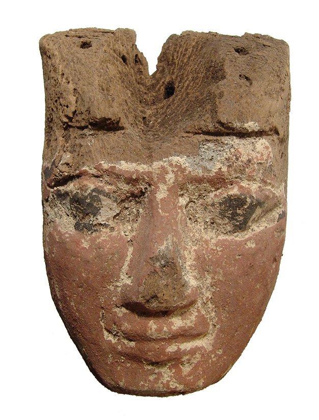 Egyptian mummy 'mask', 3rd Intermediate Period