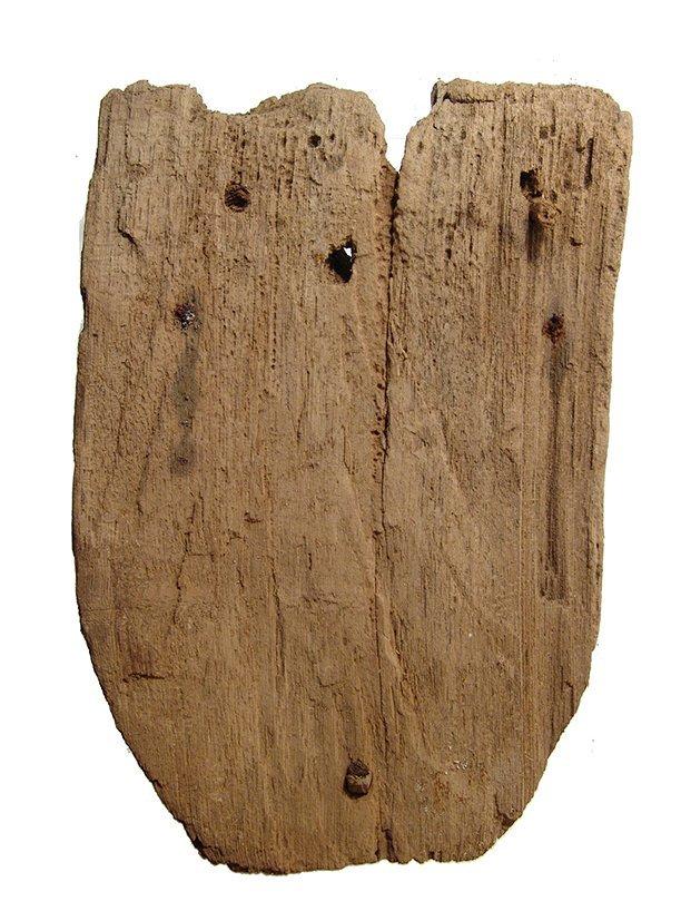 Egyptian mummy 'mask', 3rd Intermediate Period - 3