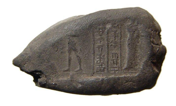A nice Old Babylonian bulla with cuneiform - 2
