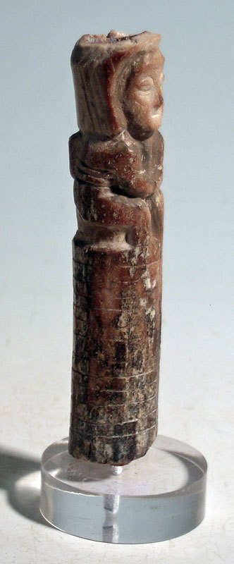 An excellent Tumaco bone idol from Colombia - 2