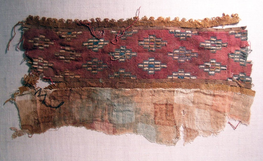 A lovely Pre-Columbian textile