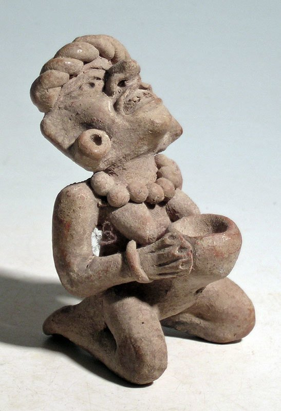 A rare Toltec figurine from Mexico - 2