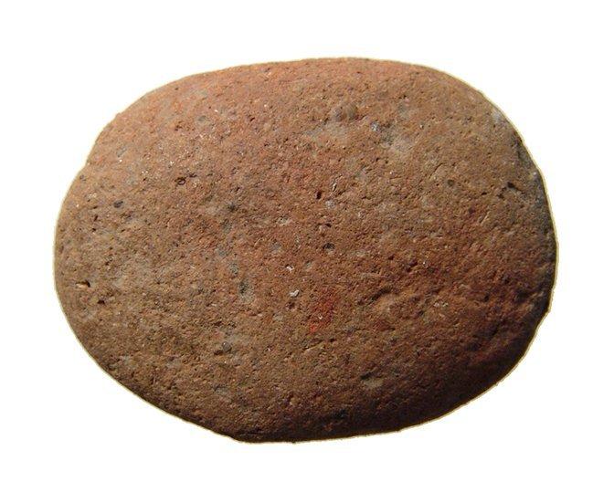 An Egyptian faience Eye of Horus amulet mold - 2