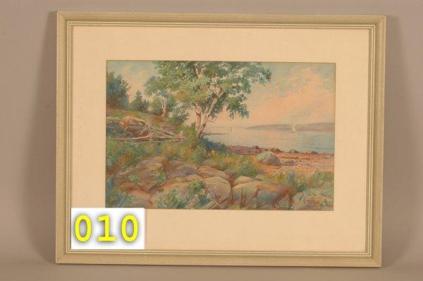 10: D. Anderson Watercolor