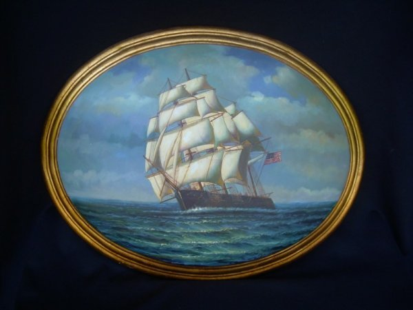 2: Adm. A. Burke's Portrait of an American Ship