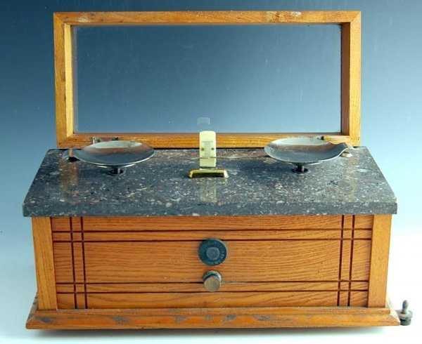 1: Balance Scale by Henry Troemner