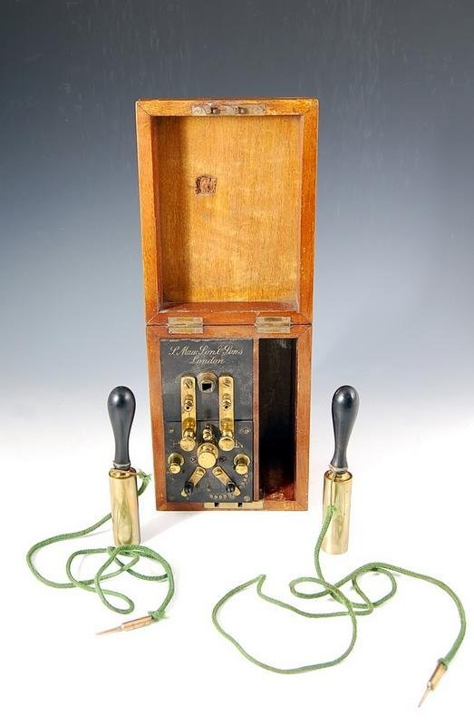 4: Electroshock Therapy machine