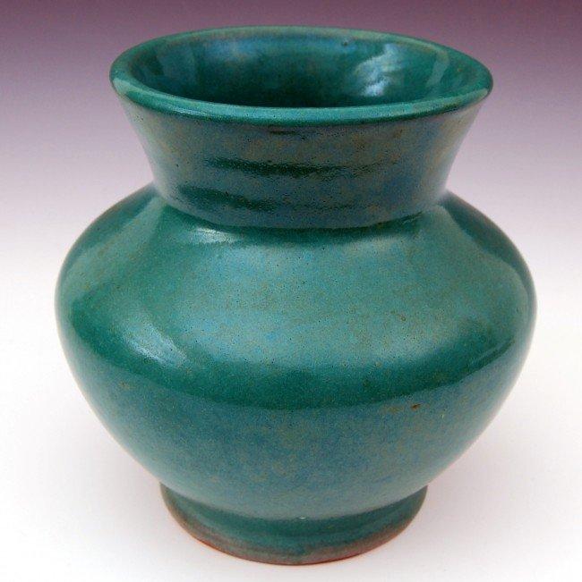 "101: Art Pottery Jardiniere, 6 Diameter"""