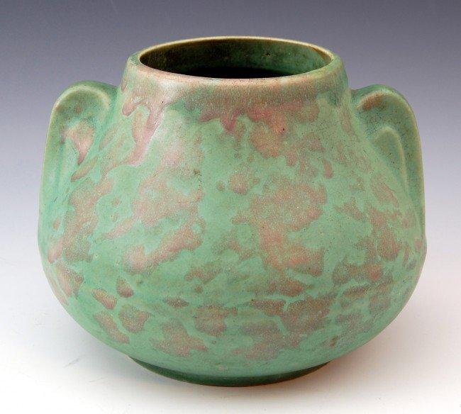 "109: Art Pottery Jardiniere, 6 W"""