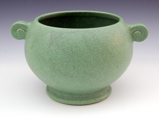 110: Art Pottery Jardiniere