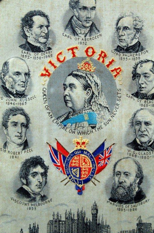 119: T. Stevens-Queen Victoria & her Premiers
