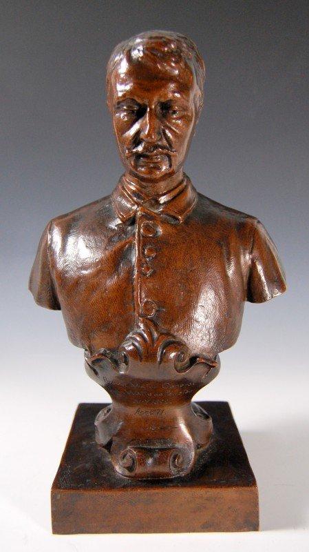"409: Bronze, General de Peyster"" by Bissel"""
