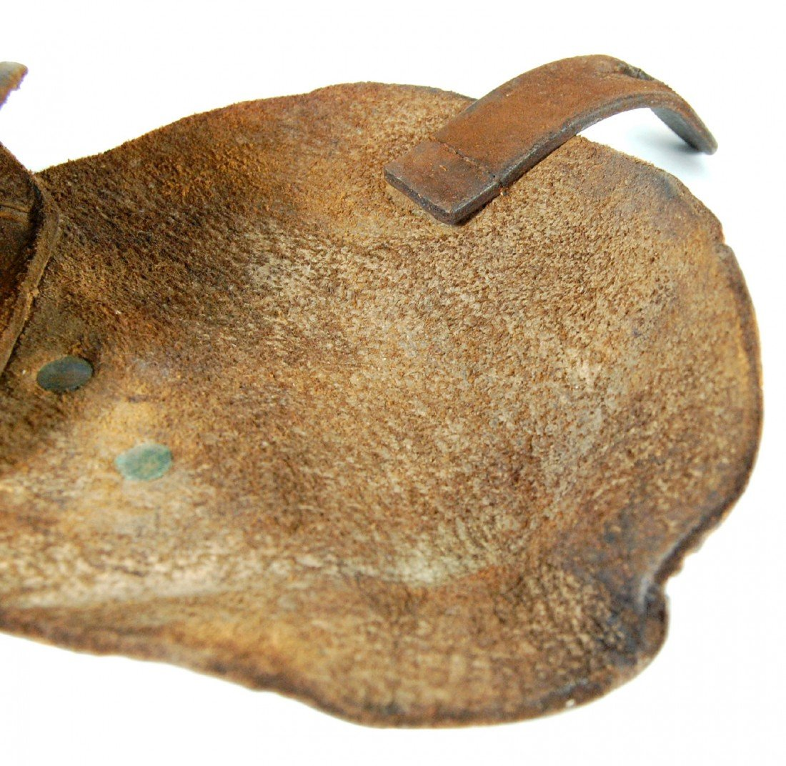 610: M 1860, Holster, Leather, 19th century Holster for - 3