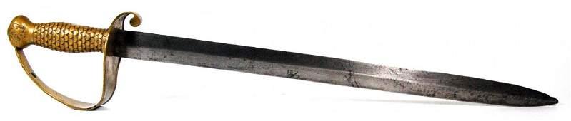 683 Confederate Naval Cutlass copy US M1841
