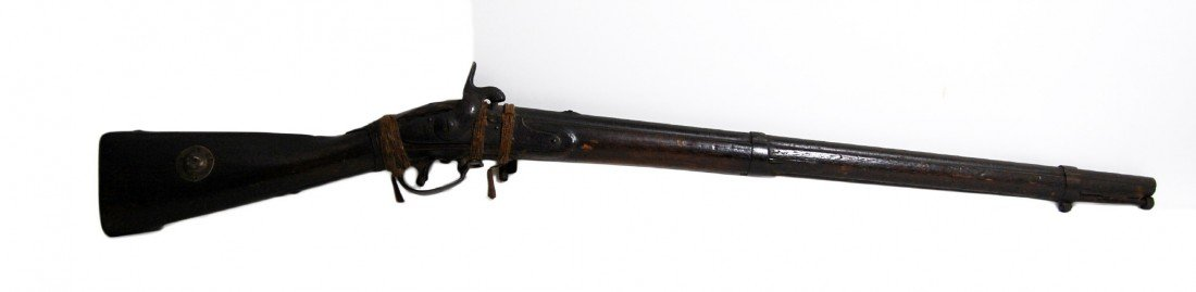 508: Springfield Rifle, 1830, American Indian Owned