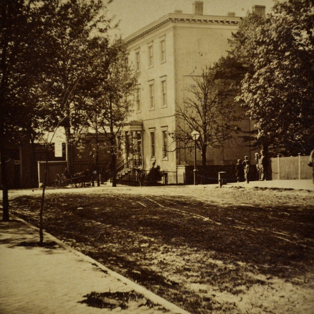 586: Civil War, Jeff Davis,  James A. Seddon, Richmond