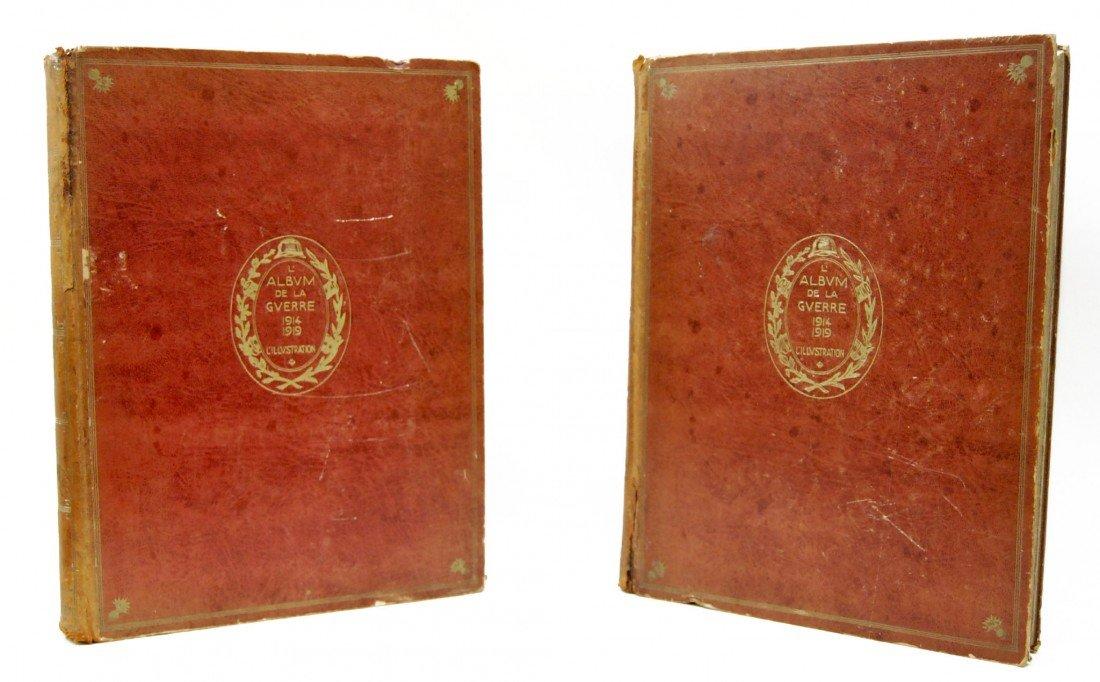592: L'Album de la Guerre , WWI, Deluxe Edition,  1922