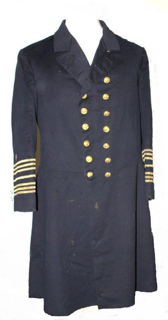 751: Frock, Civil War, Commodore William Porter