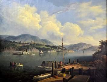 224: O/C, 'Garrison Landing', SS Henry Clay